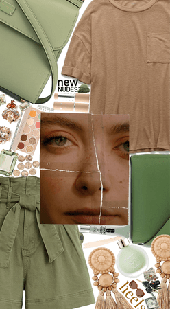 Green/ Nude Trend 2020
