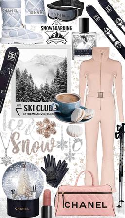 Chanel Ski Resort
