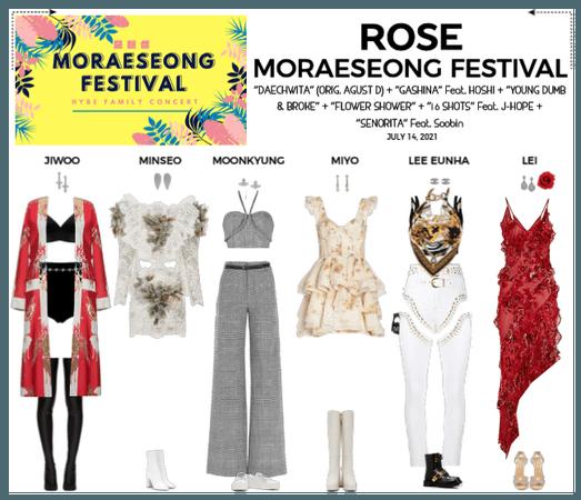 {RoSE} Moraeseong Festival 2021