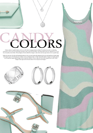 Spring 2021: Pastels Outfit Challenge
