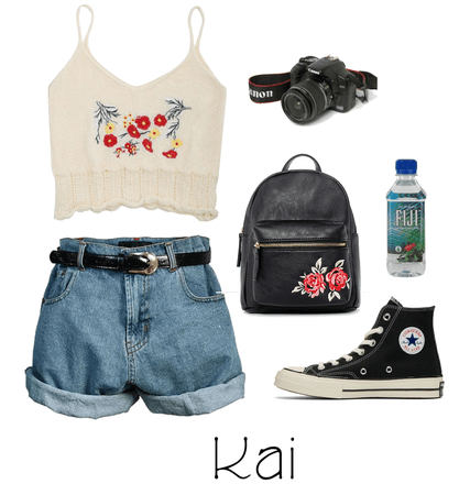 Sightseeing with Kai | Exo