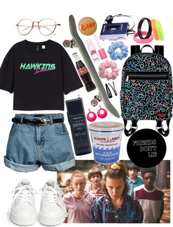 Hawkins summer fashion