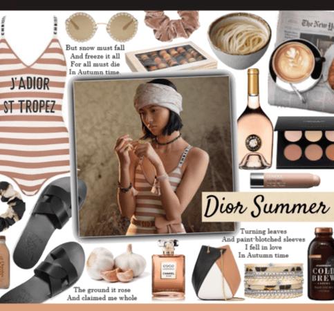 Dior Summer