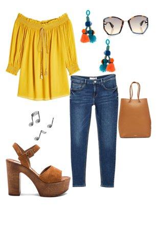 boho outfit