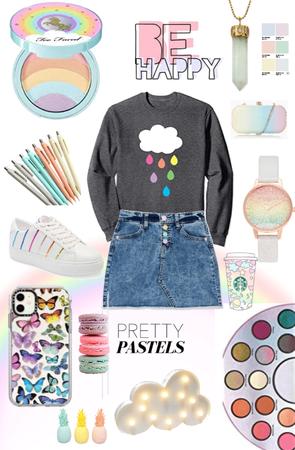 Pastel Rainbow 🌈 🌈 🌈