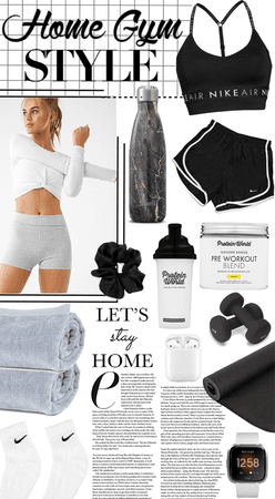 Home Gym Style ✨