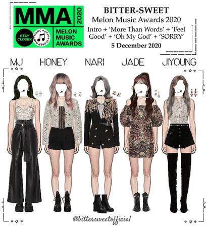 BITTER-SWEET [비터스윗] Melón Music Awards 2020 201205