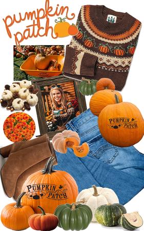 C'mon, Pumpkin!