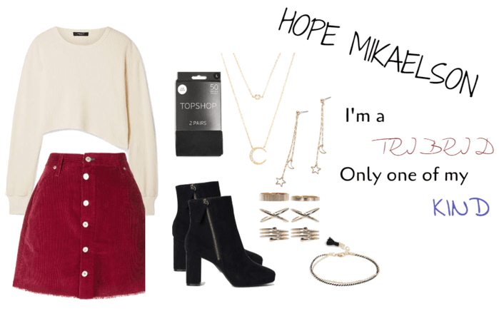 Hope Mikaelson Inspired
