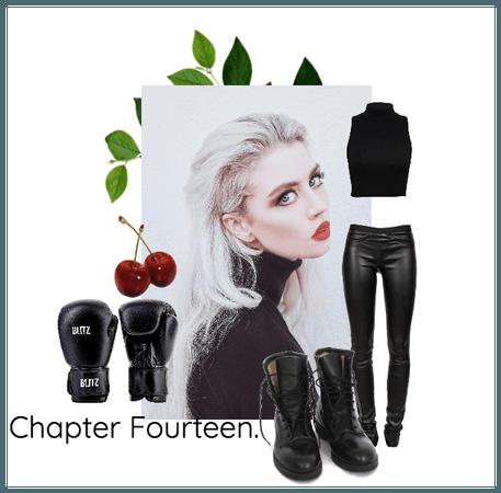 Tris Chapter Fourteen