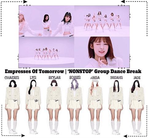 EOT(내일의 황후) | 'NONSTOP' Group Dance Break