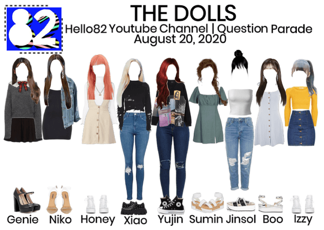 THE DOLLS (인형) | Hello82 Youtube Channel (BBB Era)