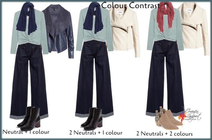 colour contrast 1