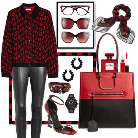Red+Black ♥️♠️
