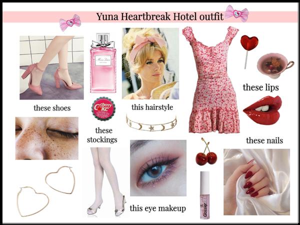 heartbreak hotel yuna