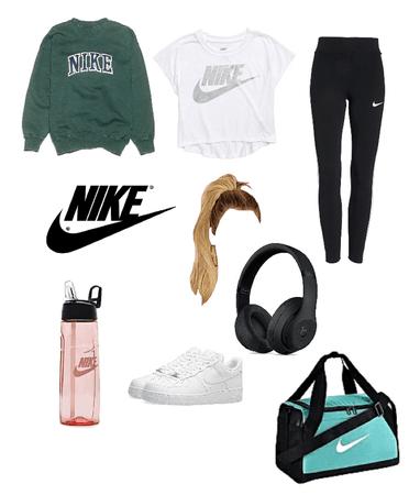 all Nike!!!