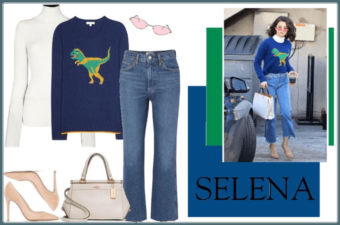 Favorite Celeb Style (Selena Gomez)