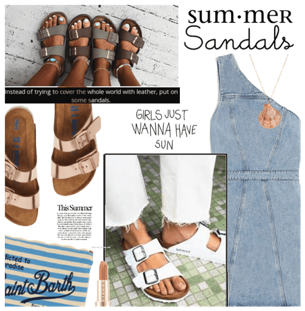 Spring Into Summer Sandals