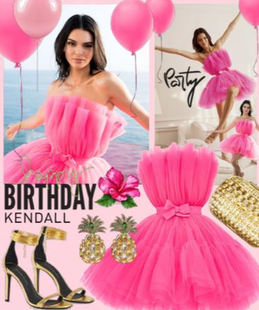 Happy Birthday Kendall Jenner