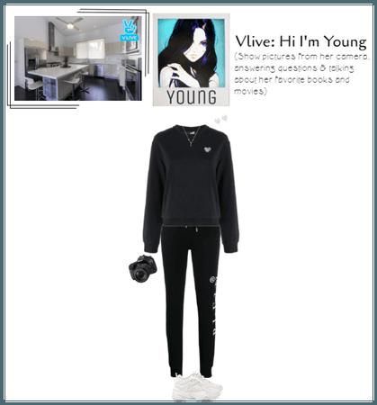 Vlive: Hi I'm Young