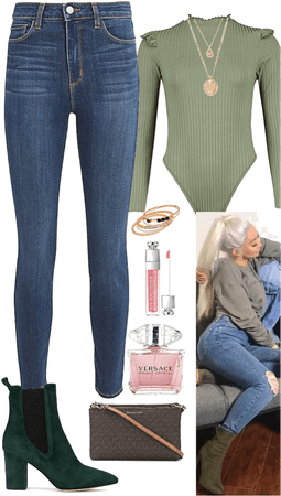 Instagram Inspired Cute Casual Outfit