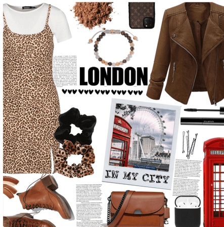 Leopard In London