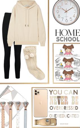 home school 🏫