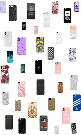 Which phone case is yours??