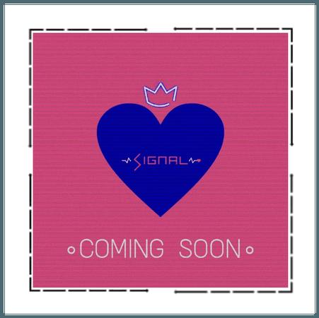 Aurora 'Signal' Comeback teaser/Poster