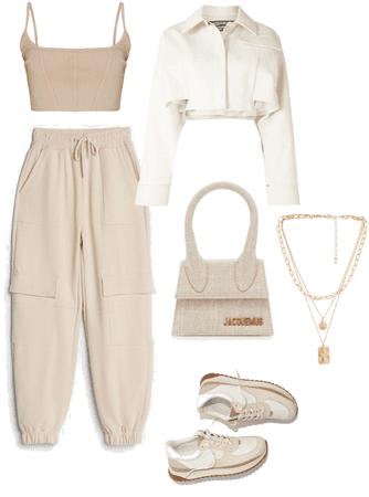 beige colour scheme ✨