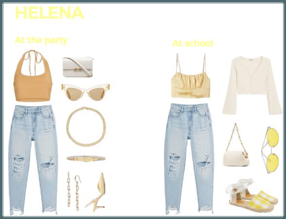 Helena - A Midsummer Night's Dream