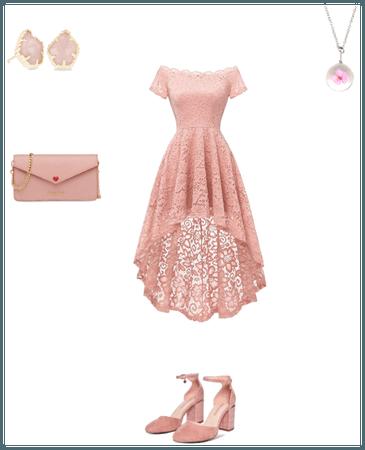 Pretty in Pink Monochrome