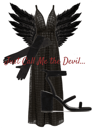 The Devil's Look