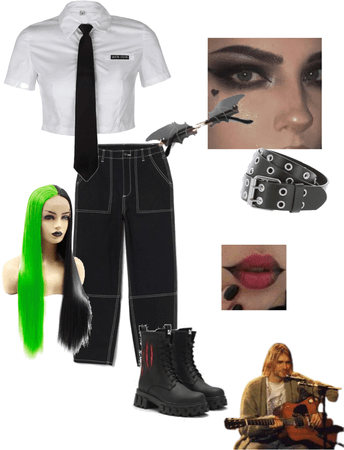 Teen Grunge