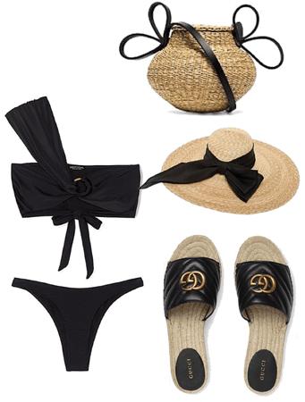 Summer - Beach/Black