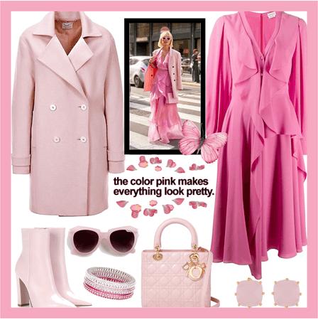 color trend pink