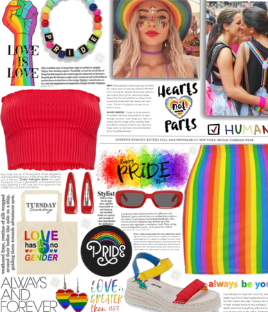 Always and forever| Pride