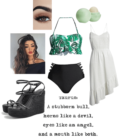 Taurus Summer Outfit