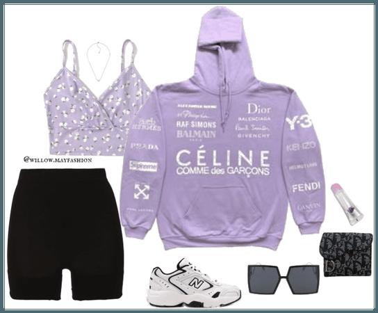 Lavender Sporty Dior