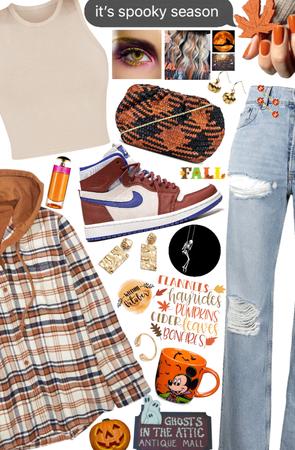 spooky 👻 season my style xox