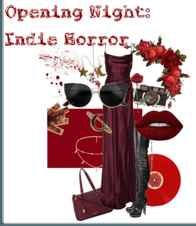 Opening Night: Indie Horror