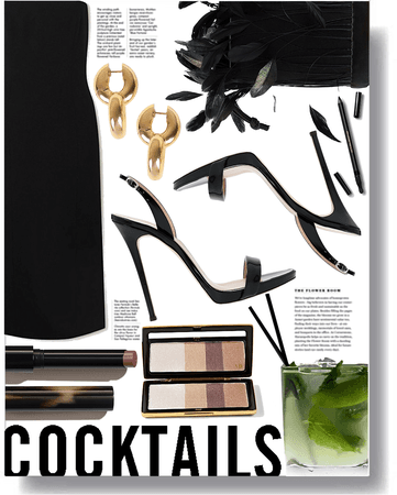 cocktail chic 🥃