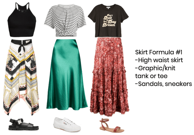 Skirt Formula #1