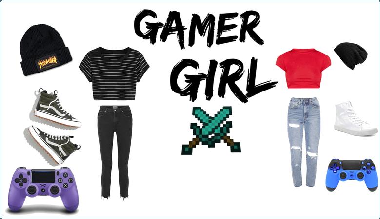 Gamer you