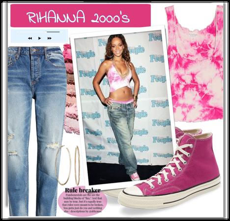 2000's fashion star