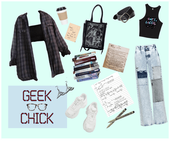 Geek chick