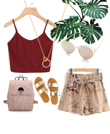 Going out - Summer Outfit