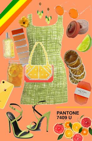 summer citrus!