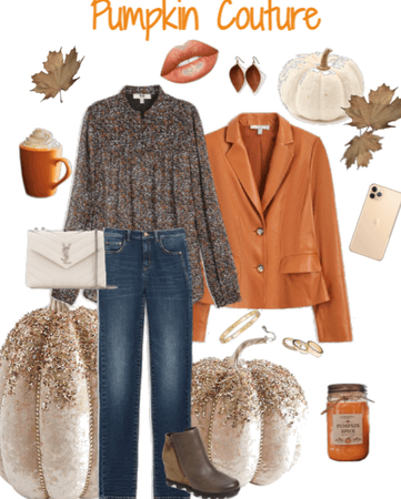 Pumpkin Couture