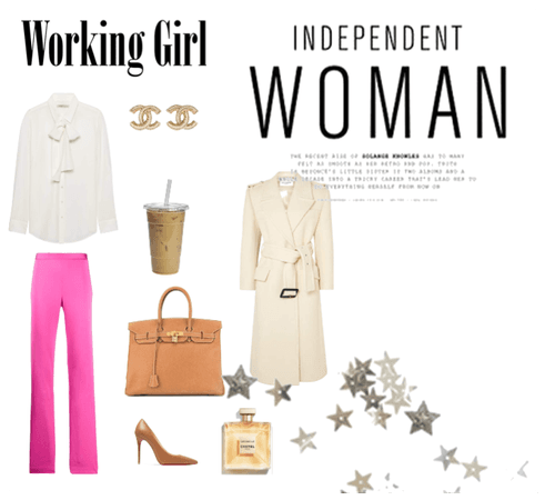 The working lady